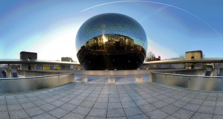 Città delle Scienze e dell'Industria - Parigi