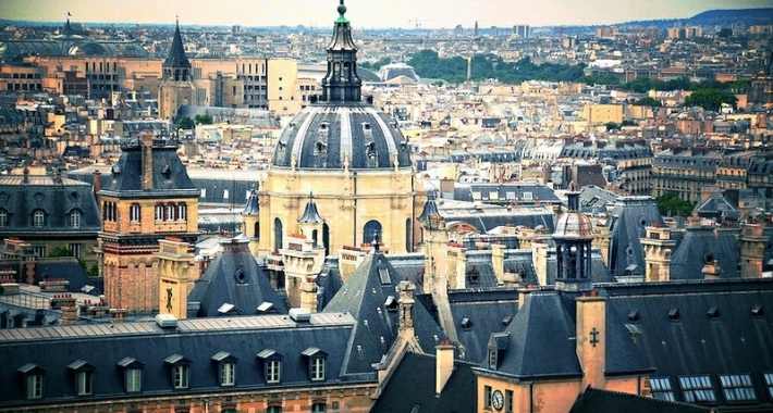 Pantheon, Parigi