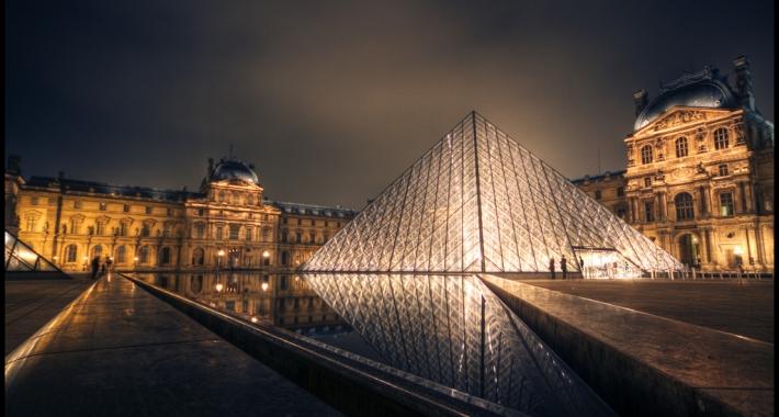 Museo del Louvre. Parigi