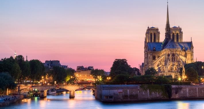 Cattedrale di Notre Dame. Parigi