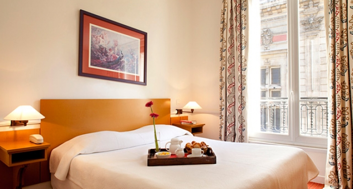 The best low-cost hotels in Paris