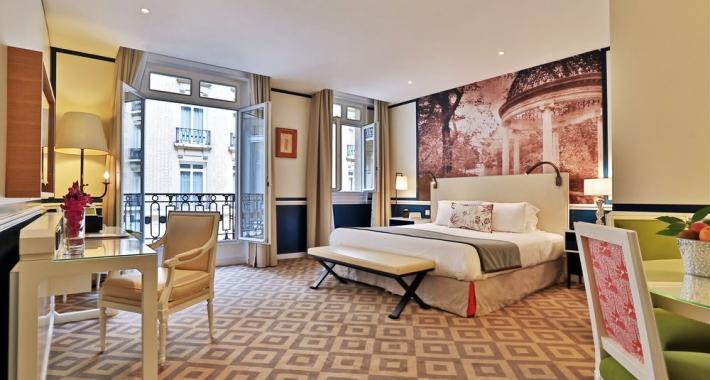 Suite del Fraser Suites Le Claridge Champs-Elysees
