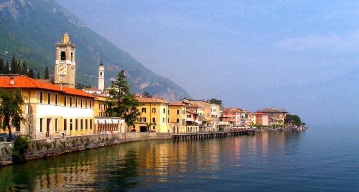 Gargnano, Lago di Garda