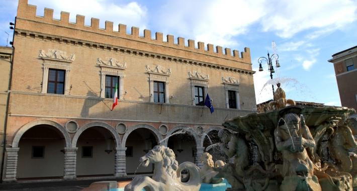 Pesaro. Palazzo Ducale