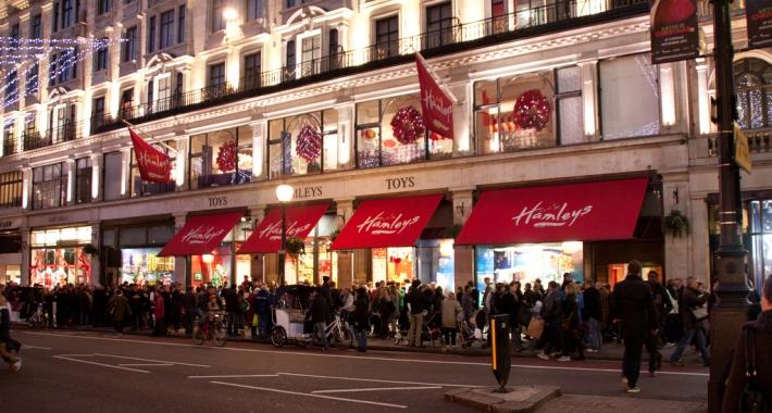 Hamleys, Regent Street, Londra