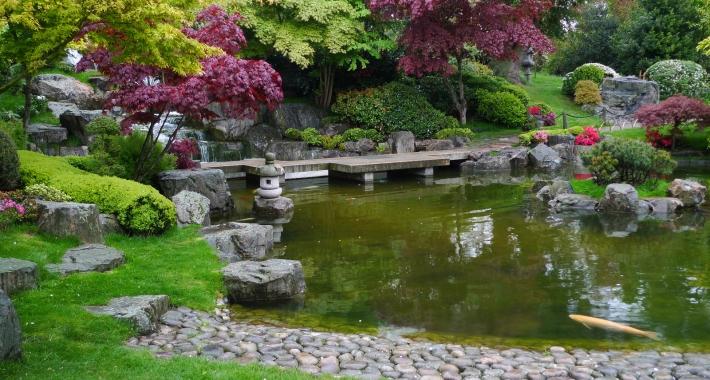 Kyoto Gardens, Holland Park, Londra