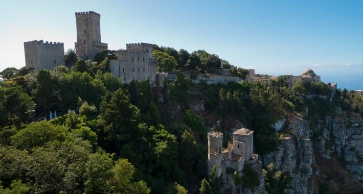 Castello di Venere, Erice
