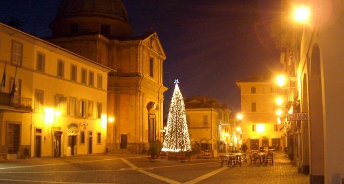 Palazzo Pontificio Piazza della Libertà - Castel Gandolfo