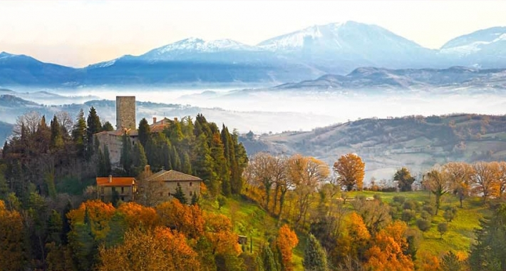 Relais Castello di Petroia