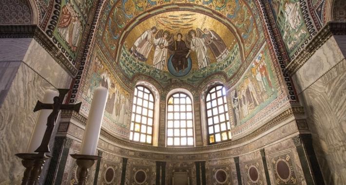 Presbiterio di San Vitale, Ravenna