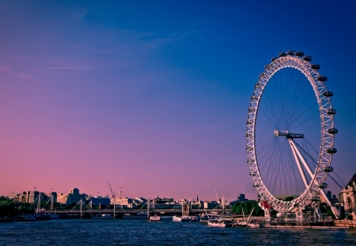 London Eye - Londra