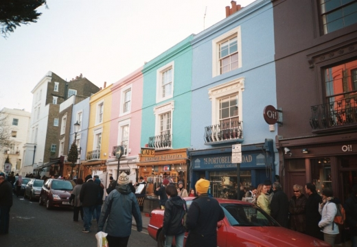 Portobello Road, Londra