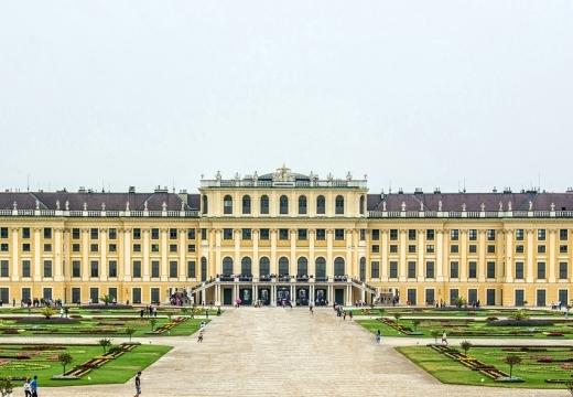 Castello di Schonbrunn, Vienna