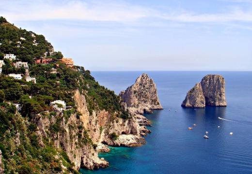 Capri e i suoi Faraglioni