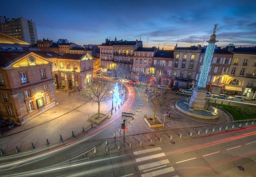 Place Dupuy - Tolosa